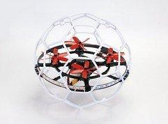 Graupner Droneball Sweeper Kit RTF in weiß
