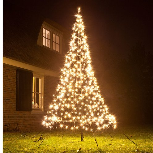 Weihnachtsbaum aussen led