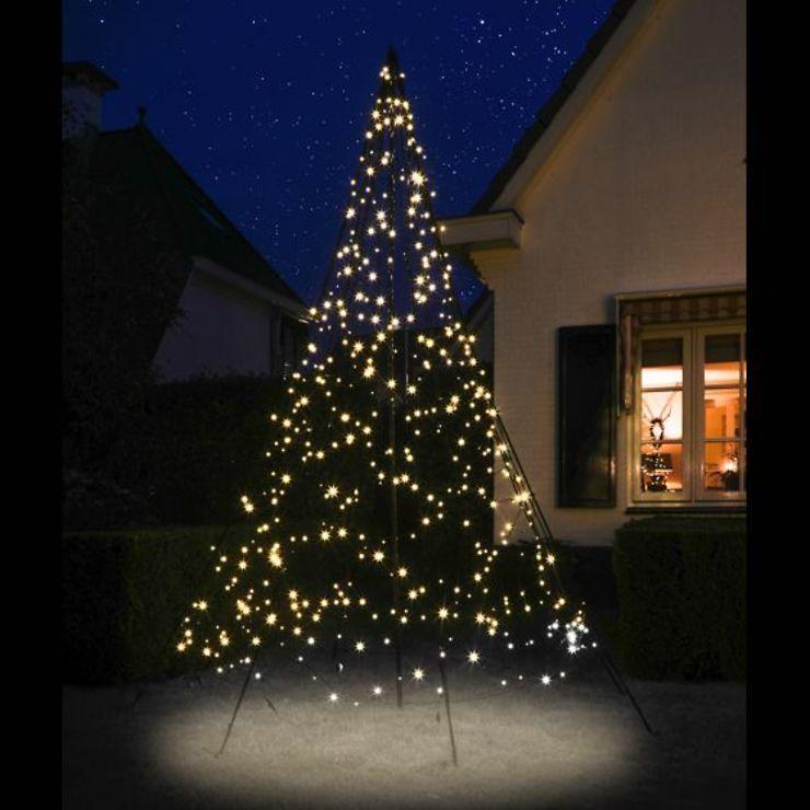 Fairybell LED Weihnachtsbaum 480 LED warmweiß außen 3m - Pic 1