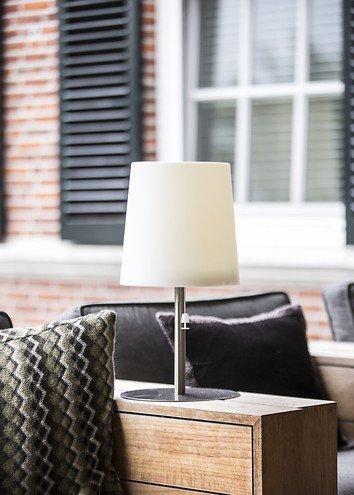 Gacoli Tischleuchte Checkmate Table No.2 Solarlampe