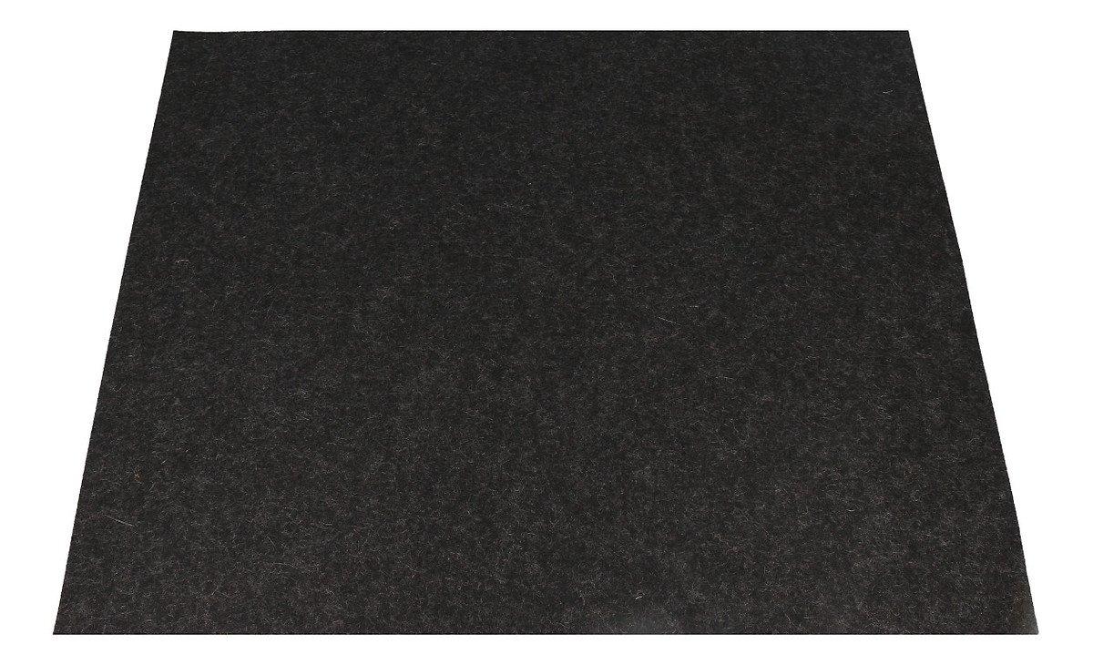 Hey-Sign Tischset Filz 3 mm rechteckig 45 x 35 cm graphit - Pic 1