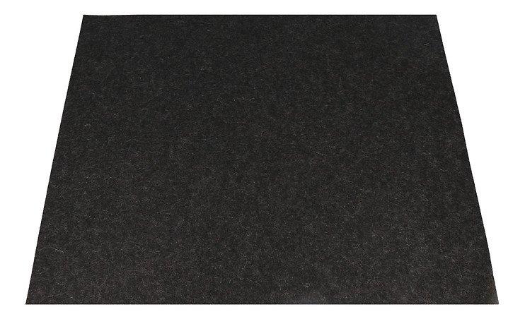 Hey-Sign Tischset Filz 3 mm rechteckig 45 x 35 cm graphit