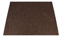 Hey-Sign Tischset Filz 3 mm rechteckig 45 x 35 cm pepper