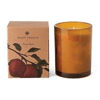 Rosy Rings Duftkerze im Glas Gewürzapfel 85 h