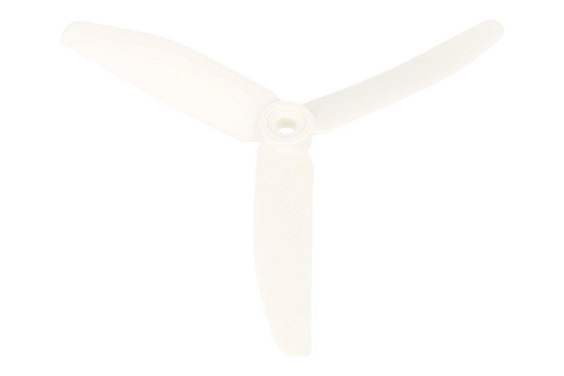 HQ Triblade 5040 3 Blatt Metal Danny weiß 2CW+2CCW Glasfaser Propeller - Pic 2