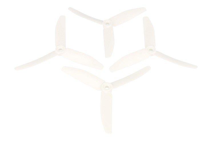 HQ Triblade 5040 3 Blatt Metal Danny weiß 2CW+2CCW Glasfaser Propeller