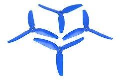 HQ Triblade 5040 3 Blatt V1S Chad Nowak blau 2CW+2CCW Glasfaser Propeller