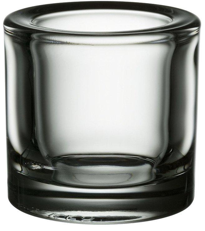 Iittala Teelichthalter Kivi klar 6cm - Pic 2