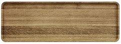 Iittala Tablett Vitriini groß 37,8 x 13,3 cm Eiche