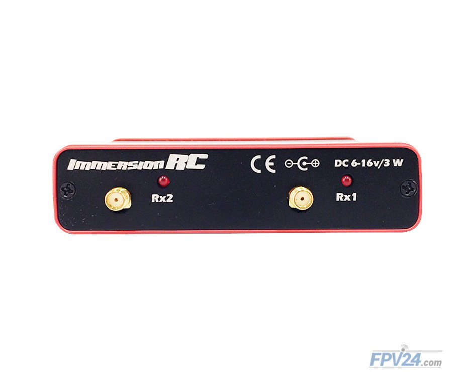 ImmersionRC Duo5800 V4.2 5.8GHz Diversity Receiver Race Edition - Pic 3