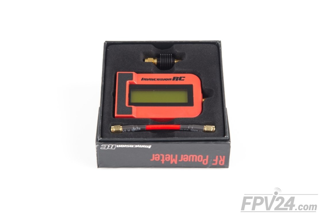 Rf Power Meter : Immersionrc rf power meter kaufen fpv