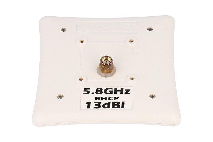 fatshark immersionrc spironet 5g8 patch fpv antenne 13dbi rhcp kaufen. Black Bedroom Furniture Sets. Home Design Ideas