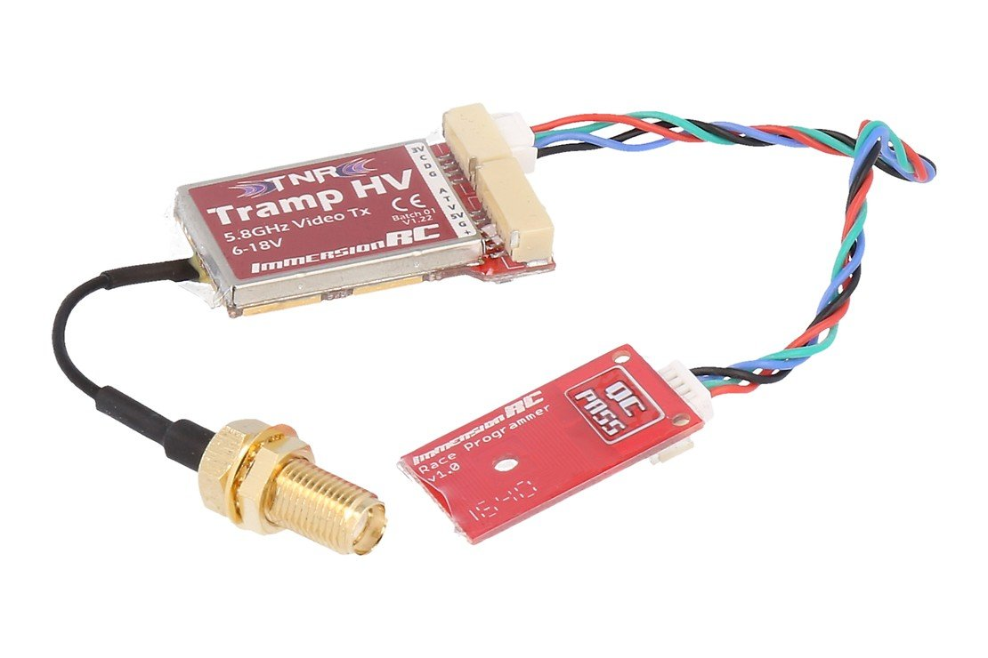 ImmersionRC Tramp HV 5.8GHz International Version - Pic 3