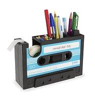 J-me original design Schreibtischhelfer Rewind –blau