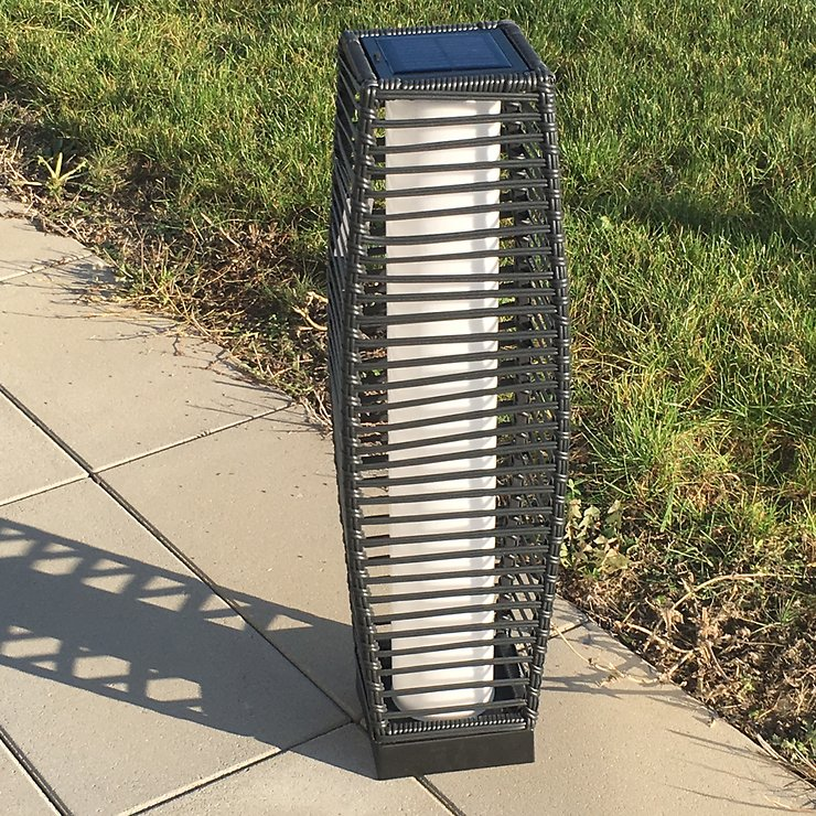 Lumineo Solar Laterne 68 cm outdoor - Pic 2