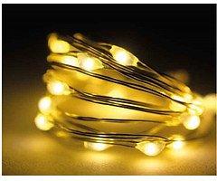Kaemingk LED Strang Micro 20 LED batteriebetrieben 95cm