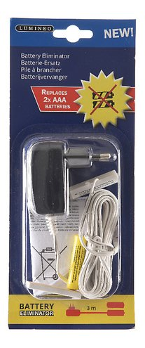 Kaemingk Batterie Adapter 2 x AAA 3 Volt