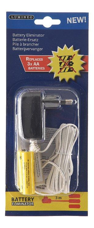 Kaemingk Batterie Adapter 3 x AA 4.5 Volt - Pic 1