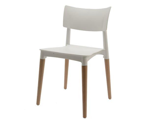kaemingk stuhl kunststoff wei kaufen. Black Bedroom Furniture Sets. Home Design Ideas