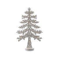 Kaemingk Leuchtbaum Sillhouette 45 cm Holz weiß