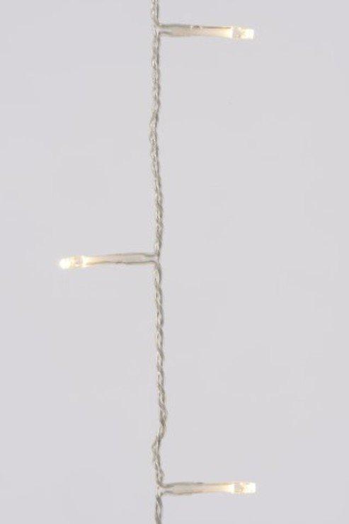 Kaemingk Lichterkette Rice Lights 480 LED warmweiß außen 36 m transparent - Pic 1