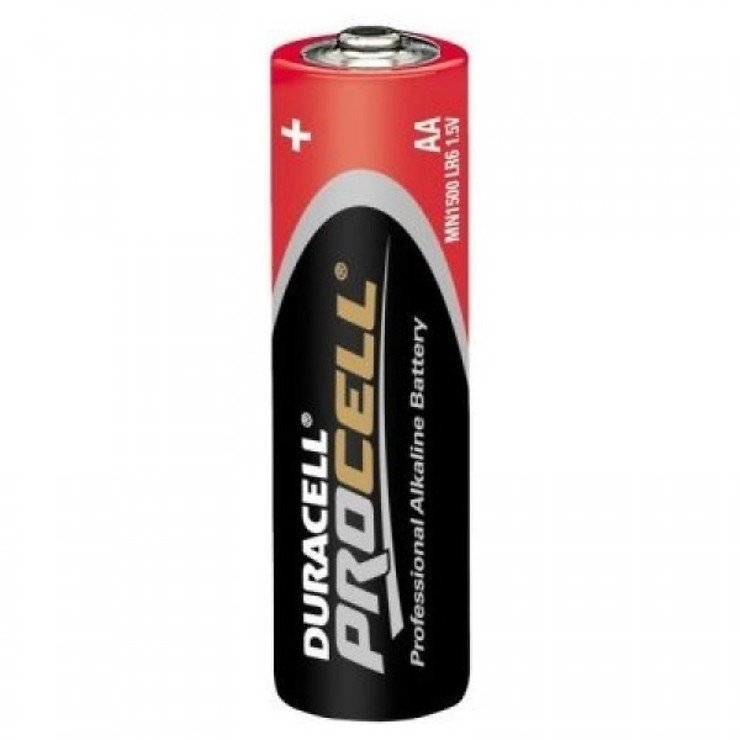Duracell Procell Batterie AA 1,5V LR6 - Pic 1