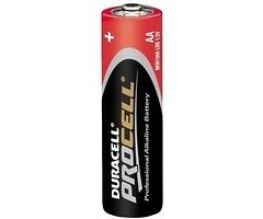 Duracell Procell Batterie AA 1,5V LR6