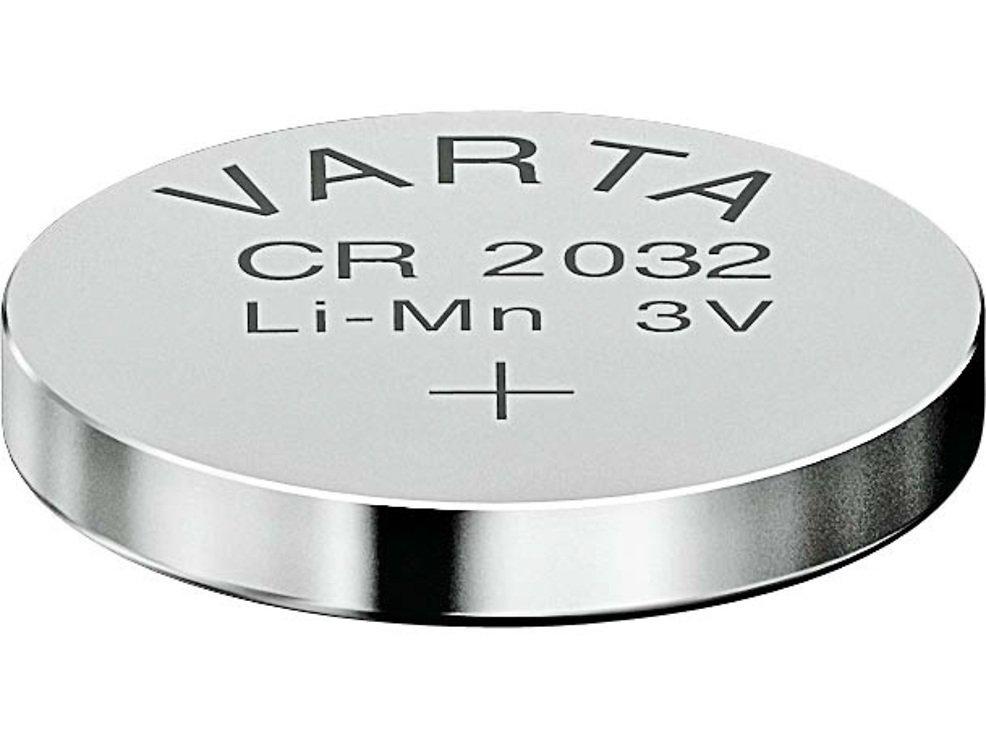 Varta Knopfbatterie Lithium CR 2032 3 Volt - Pic 1
