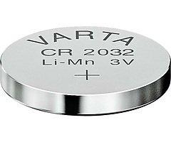 Varta Knopfbatterie Lithium CR 2032 3 Volt