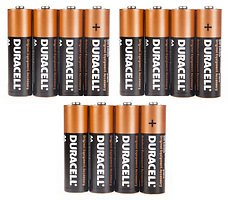 Duracell Batterie Duracell AA 1,5V LR6 12er Set