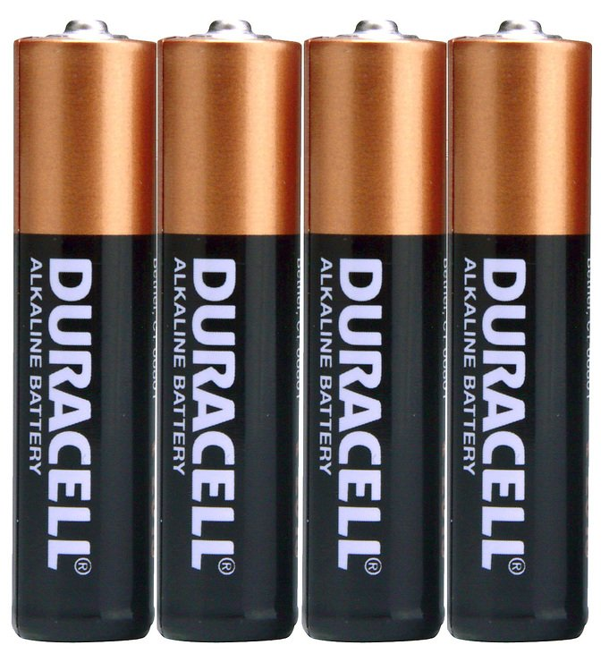 Duracell Batterie Duracell Procell AAA 1,5V LR03 4er Set - Pic 1