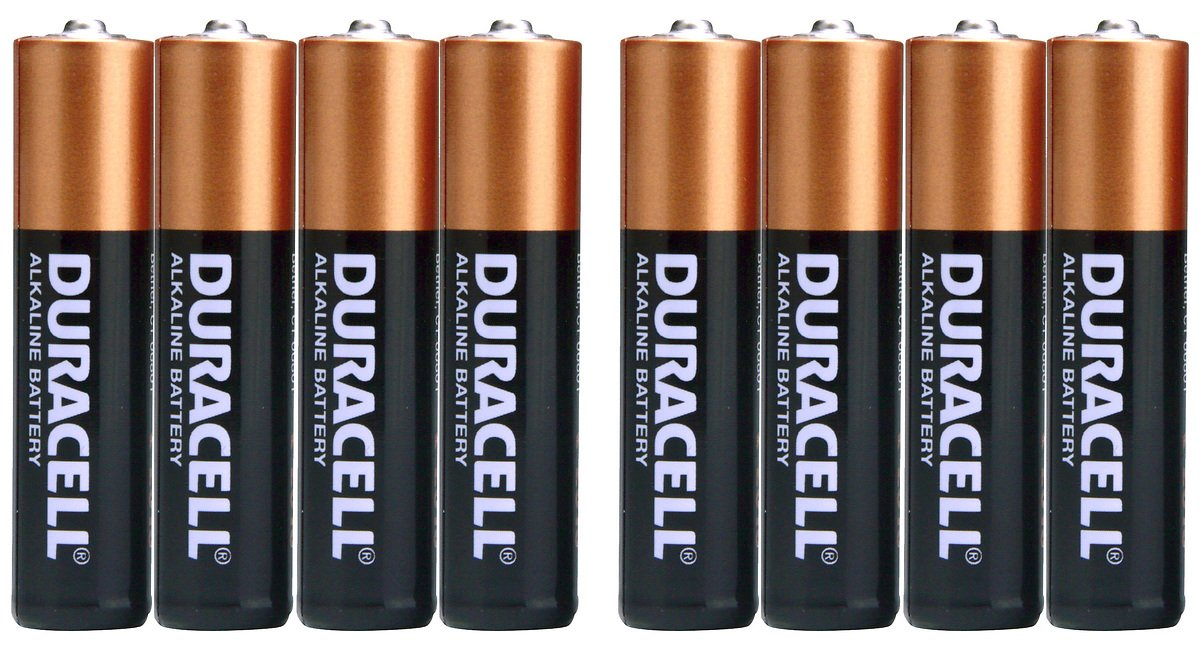 Duracell Batterie Duracell Procell AAA 1,5V LR03 8er Set - Pic 1