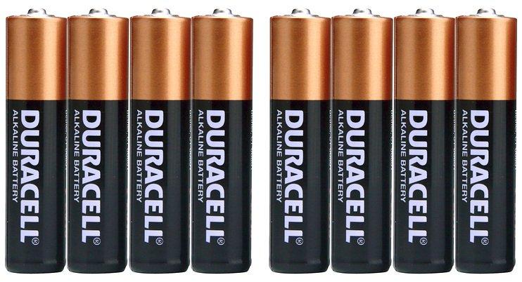 Duracell Batterie Duracell Procell AAA 1,5V LR03 8er Set