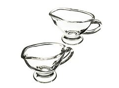 KitchenCraft Servierschalen Artesa 40 ml Glas 2er Set