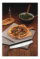 Kitchencraft Pizza-Servierset 2-teilig Bambus 35 cm