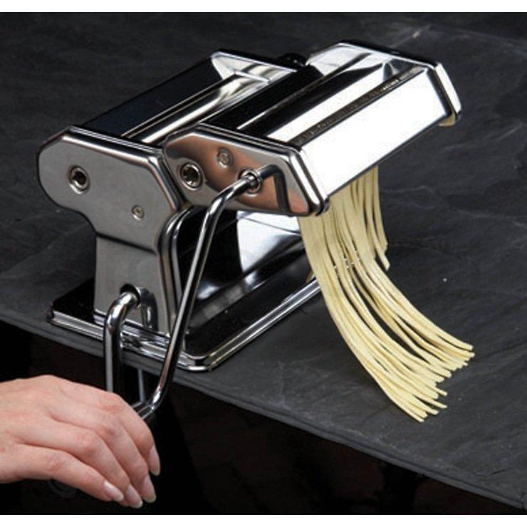 KitchenCraft Pasta Maschine 9 Nudelstärken mit Halteklammer - Pic 5