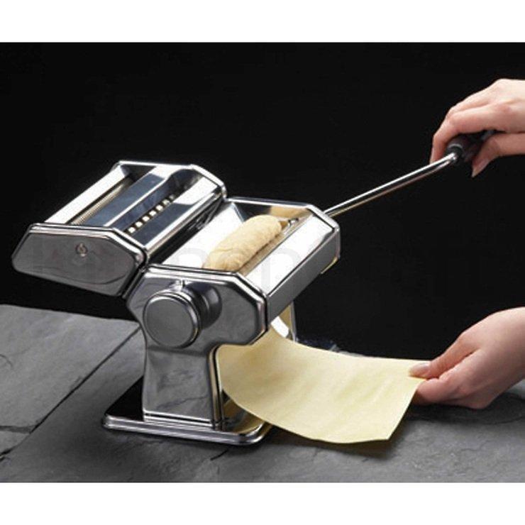 KitchenCraft Pasta Maschine 9 Nudelstärken mit Halteklammer - Pic 4