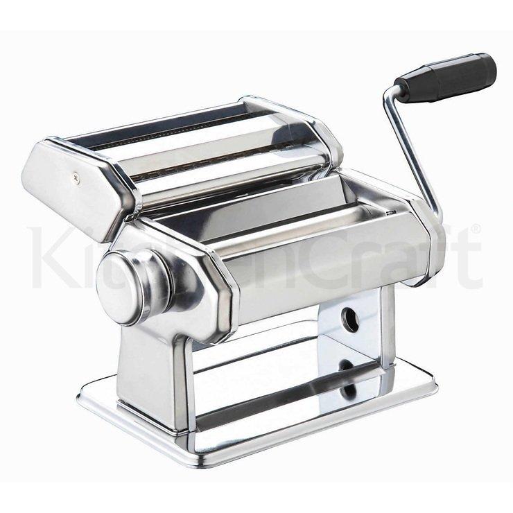 KitchenCraft Pasta Maschine 9 Nudelstärken mit Halteklammer - Pic 2