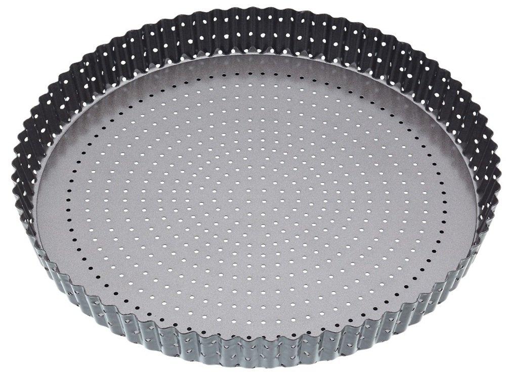 kitchencraft quicheform crusty bake antihaft 30 cm kaufen. Black Bedroom Furniture Sets. Home Design Ideas