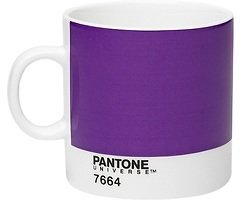 Pantone Universe Espressotasse Purple 7664 120 ml Bone China