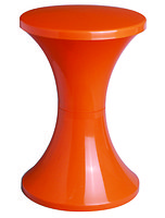 Klein & more Hocker Tam Tam POP orange