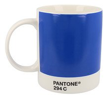 Pantone Universe Becher 375 ml Royal Blue 294C New Bone China