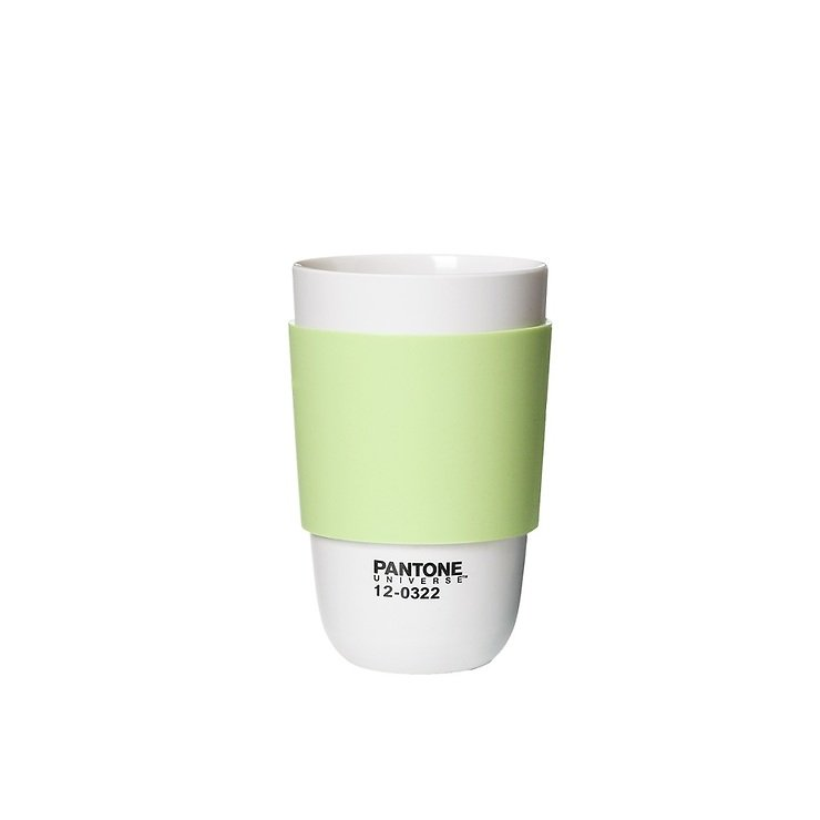 Pantone Universe Becher Cup Classic Butterfly 12-0322 400 ml - Pic 1