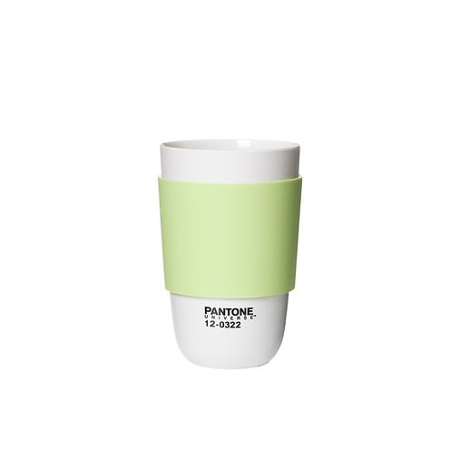 Pantone Universe Becher Cup Classic Butterfly 12-0322 400 ml