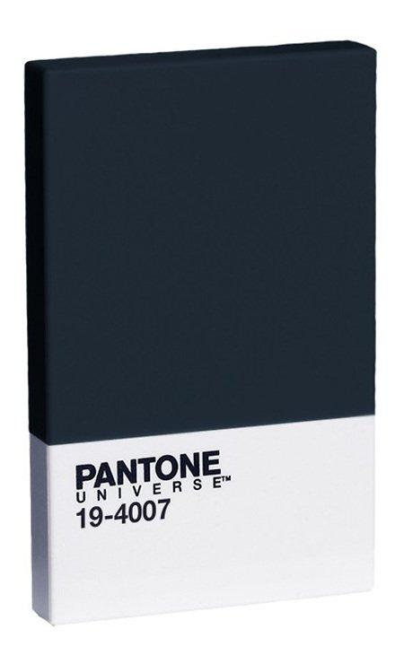 Pantone Kreditkartenhalter Anthracite 19-4007 - Pic 1