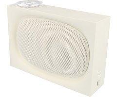 Lexon ONA AM/FM Radio 4.0 Bluetooth - Lautsprecher weiss
