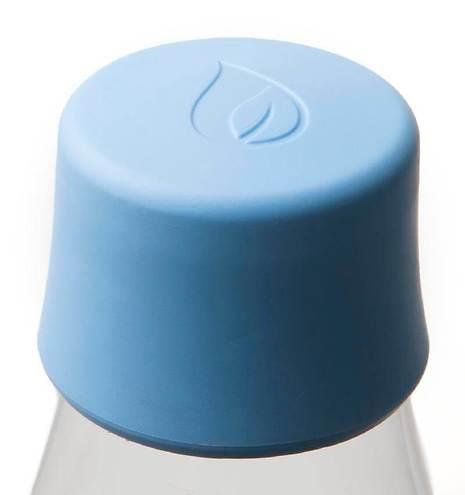 Retap Deckel für 0,3l, 0,5l, 0,8l Flasche Pantone 291 babyblau
