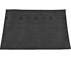 Lifestyle Tischset schwarz Streifen 4er Set