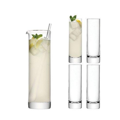 LSA Long Drink Set Bar 1,6l Glas klar