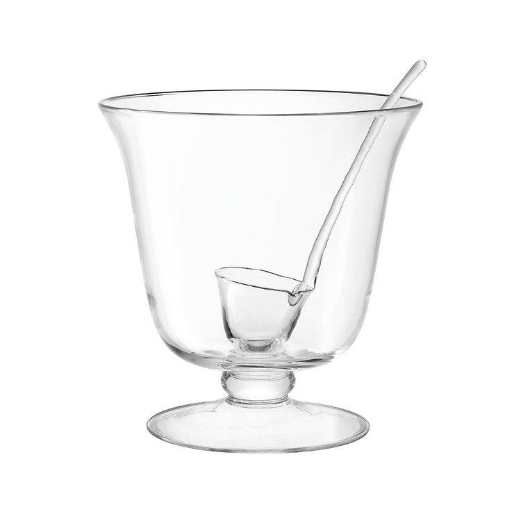 LSA Bowle Set Bar 26,5 cm Glas klar - Pic 2